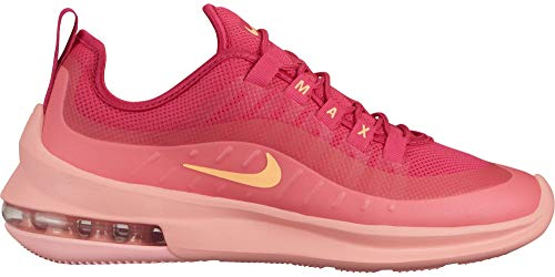 Nike Women's Air Max Axis Running Shoes. Rush Pink/Melon Tint/Bleached Coral, Size 8 (Best Looking Nikes 2019)