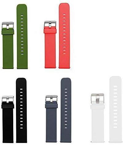 Amazon.com: Lamshaw Fossil Q Venture Smartwatch Band, nueva ...