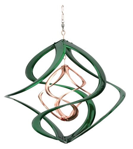 - Red Carpet Studios Cosmix Copper and Green Spinner, Medium (31094)