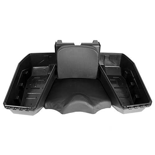 KIMPEX 458000 Black Nomad Trunk Rear by Kimpex (Image #5)