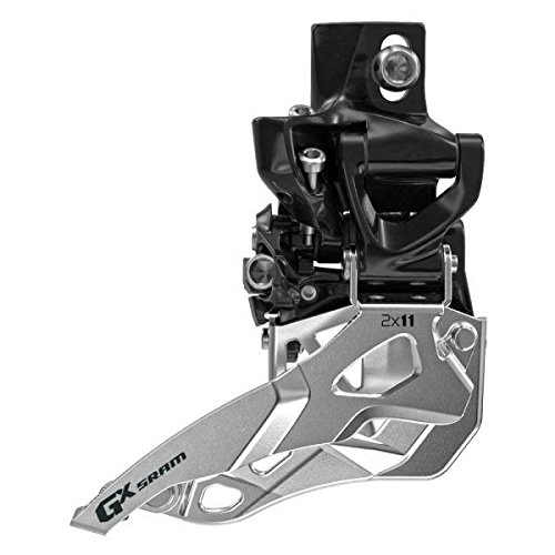SRAM GX Bicycle Front Derailleur with 2 x 11 High Direct Mount Top Pull