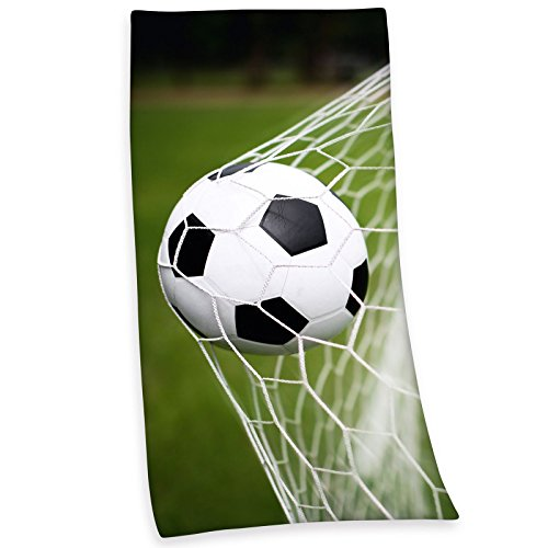 Football Beach Towel