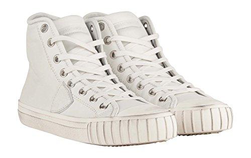 High-top Sneaker Bianco Di Philippe Donne Modello