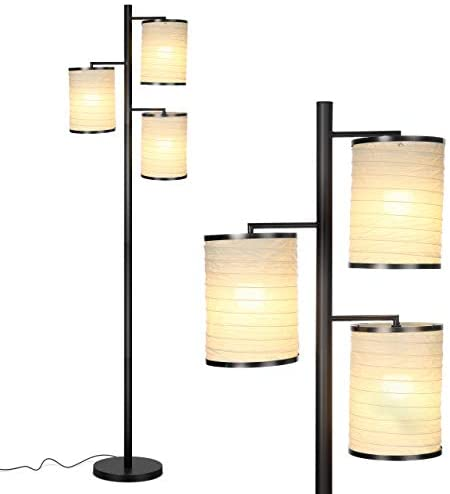 Brightech Liam Lantern Standing Contemporary product image