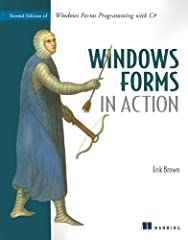 Using many examples all on a common theme, this second edition of Windows Forms Programming with C# presents Windows application development in a step-by-step, easy to follow format. Written for beginner and intermediate progr...