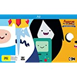 Adventure Time Season 1-5 - Blu-Ray