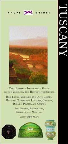 Knopf Guide: Tuscany (Knopf Guides)