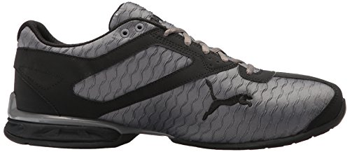 PUMA Men's Tazon 6 3D Sneaker Quiet Shade-puma Black outlet for nice 1wAoScGYd