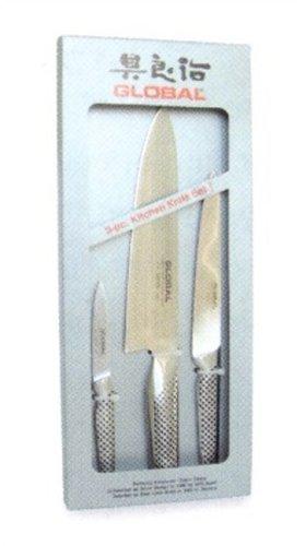 Compra Global Yoshikin G-21524 - Juego de 3 cuchillos de ...