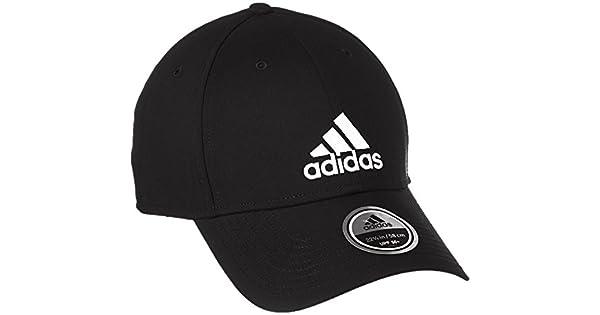 Adidas S98159 6PCAP LTWGT EMB SPOR ŞAPKA SİYAH OSFM  Amazon.com.tr  Thepack 923f39328a
