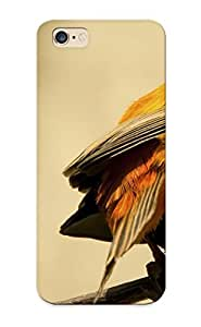 GrreGXM3167DAZuR Faddish Northern Red Bishop Case Cover For Iphone 6 Plus With Design For Christmas Day's Gift
