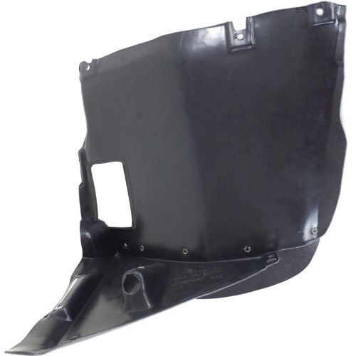 - MAPM Premium 3-SERIES 01-06 FRONT SPLASH SHIELD LH, Front Section, AWD, Sedan/Wagon