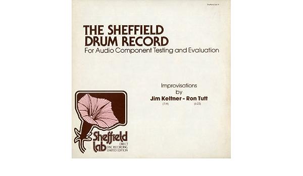 The Sheffield Drum Record: Jim Keltner-Ron Tutt, The ...