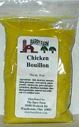 Chicken Broth Powder, 8 oz.