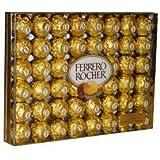 Ferrero Rocher Diamond Gift Box: 48 pieces