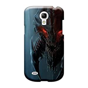 MarcClements Samsung Galaxy S4 Mini Shock Absorption Hard Cell-phone Case Provide Private Custom Fashion Evil Game Starcraft Pictures [NSo30459wfcm]