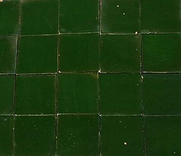 20stk Cotto Ziegel Bejmat Zelliges Bodenplatte Bodenfliesen Fliese