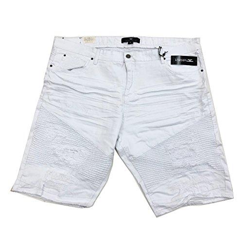 Jordan Craig Jean Short (Style #J690SX) White 50 by Jordan Craig