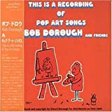 This Is a Recording of Pop Art Songs