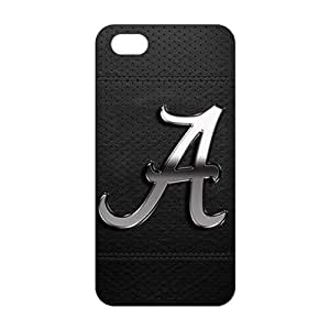CCCM A letter grey 3D Phone Case for Iphone ipod touch4