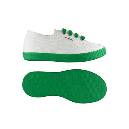 Sneakers - 2750-cotjsliponsuperlight - Bambini White-Green