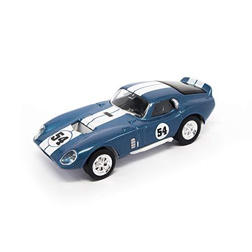 Road Signature 94242 Scale 1:43 1965 Shelby Cobra Daytona Coupe, Blue
