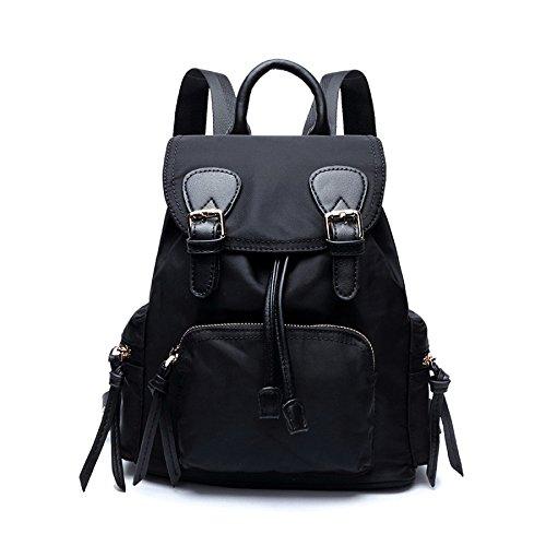allcode impermeabile Travel Hong Zaino black Jia Donna Borsa Back Donna Nuovo Oxford w1qPfTX6F