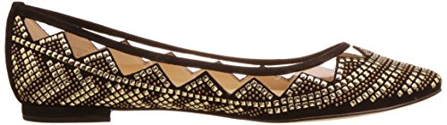 Ballet Perry Black HESITA Women's Flat The Katy wIxz8dqq