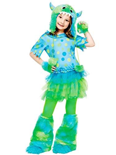 Fun World Costumes Baby Girls Monster Miss Toddler Costume