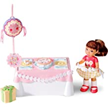 Learning Curve Caring Corners - Party Time Doll Pack
