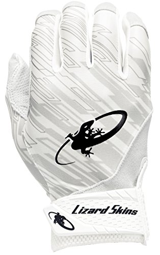 - Lizard Skins Padded Inner Glove (White-Left Hand, Youth Small)