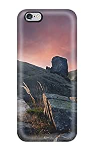 AnnaSanders Design High Quality Rocks And Clouds Cloudy Sunset Pale Light Big Nature Other Cover Case With Excellent Style Samsung Galaxy Note2 N7100/N7102