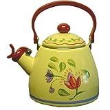 Pfaltzgraff Napoli Whistling Tea Kettle