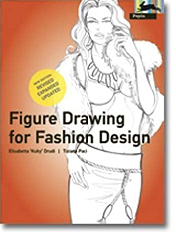 Pepin Press Figure Drawing For Fashion Design Pepin Press Design Books 961505 Drudi Elisabetta Paci Tisiana 9789054961505 Amazon Com Books