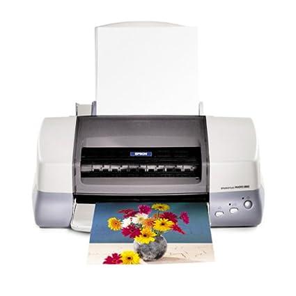 Epson Stylus Photo 890 Printer Update