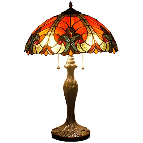 Tiffany Table Lamp Reading WERFACTORY