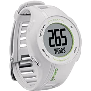 Garmin Approach S1W GPS Golf Watch (Preloaded with US Courses) (Discontinued by Manufacturer)