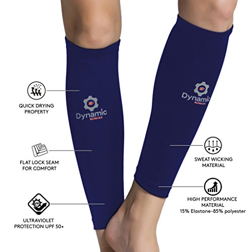 Compression Calf Sleeves UV Protection product image