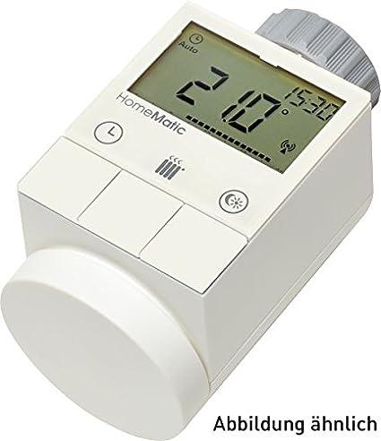 HomeMatic Juego Radiador termostatos para 5 habitaciones