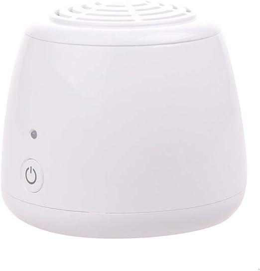USB portátil purificador de aire iónico, ambientador de ozono ...