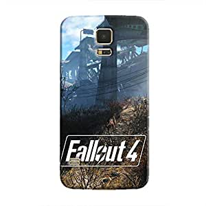 Cover It Up - Fallout 4Galaxy S5 Hard case