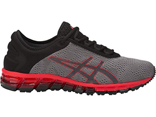 ASICS Men's Gel-Quantum 180 3 Running Shoes, 12M, Carbon/Black