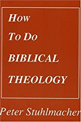 How to Do Biblical Theology (Family Psychology and Counseling Series)