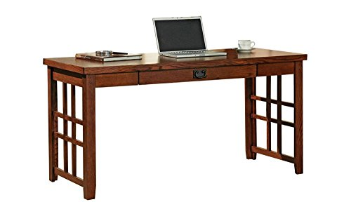 Mission Pasadena Laptop Desk Mission Oak Finish Dimensions: 60