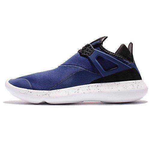 Nike Air Jordan Fly 89 Mens Trainers 940267 Sneakers Shoes (UK 9.5 US 10.5 EU 44.5, Deep Royal Blue Black White 402)