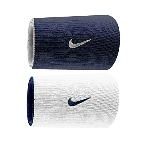(Nike Dri-Fit Home and Away Doublewide Wristbands)