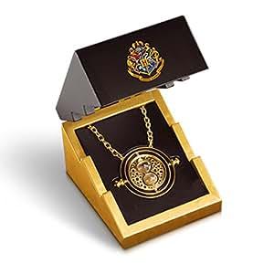 Giratiempos - Edición de plata 925 chapada en oro