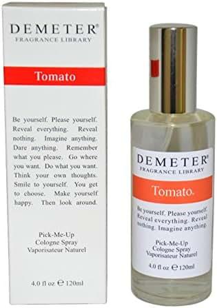Demeter Tomato Unisex Cologne Spray, 4 Ounce