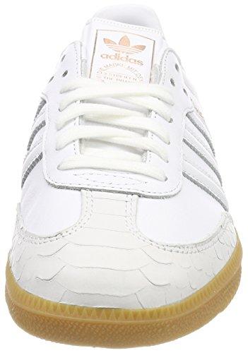 Chaussures De Femme W Fitness 000 Blanc ftwbla Gum4 Adidas Samba Ftwbla Eqx7wxO