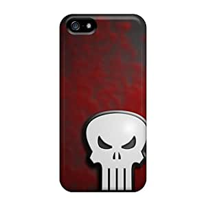 CristinaKlengenberg Iphone 5/5s Best Hard Cell-phone Cases Provide Private Custom High Resolution Punisher Image [yfq9690DNoz]